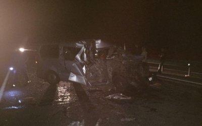 Пять человек пострадали в ДТП с КамАЗом в Рязанской области