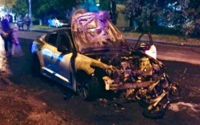 В Ростове иномарка насмерть сбила 14-летнего скутериста