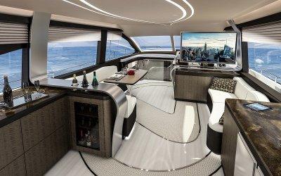 Премьера яхты Lexus LY 650: невероятное воплощение роскоши