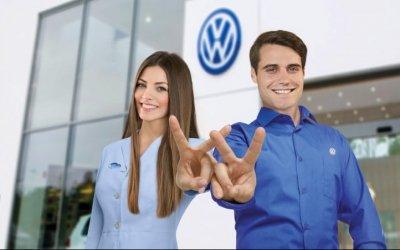 Сентябрь под знаком Volkswagen!