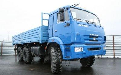 В августе в России продано очень мало грузовиков