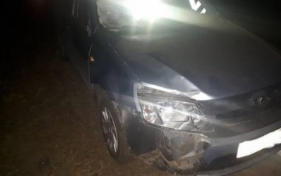 В Сызранском районе автомобиль насмерть сбил 8-летнего ребенка