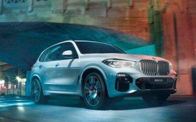 МОЩНЫЕ НЕДЕЛИ BMW В РОЛЬФ ПРЕМИУМ. НОВЫЙ BMW X5.