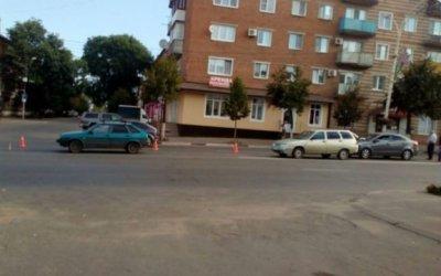 В Рассказове в ДТП пострадала 6-летняя девочка
