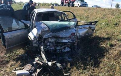 Два человека погибли в ДТП в Бавлинском районе Татарстана