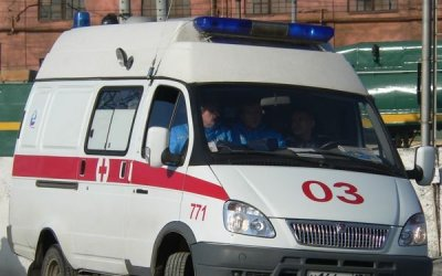 Четверо детей пострадали в ДТП в Петербурге