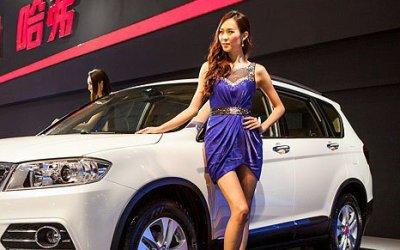 Стал известен топ-10 самых популярных китайских машин в РФ