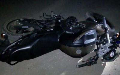 15-летний мотоциклист погиб в ДТП в Тамбовской области
