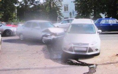 Двое детей пострадали в ДТП в Новомосковске
