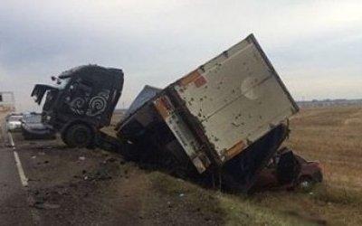 Двое взрослых и двое детей погибли в ДТП в Башкирии