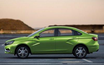 Топ-5 иномарок, которые можно купить по цене Lada Vesta