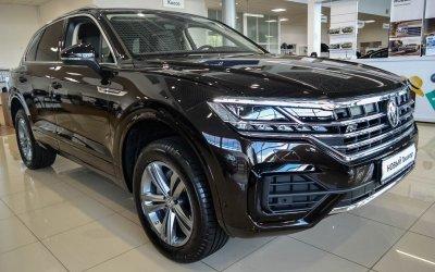Выбери свой Volkswagen Touareg в «Автономия»