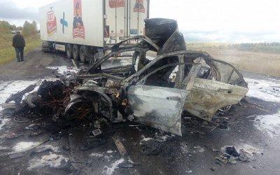 Три человека погибли в ДТП на М-5 в Челябинской области