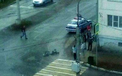 В Краснотурьинске насмерть сбили 10-летнего велосипедиста