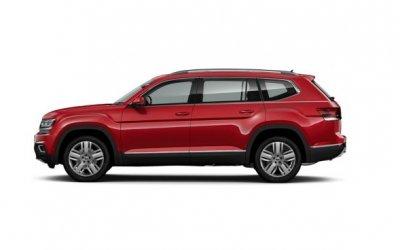 Volkswagen Teramont – еще больше драйва