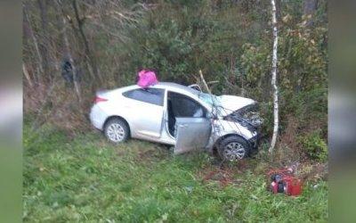 Три человека погибли в ДТП на трассе «Кола» в Ленобласти