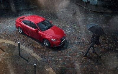 Осенняя свежесть Вашего Lexus!