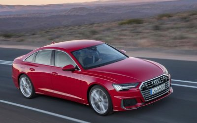 Новый Audi A6: комплектация ицена для России
