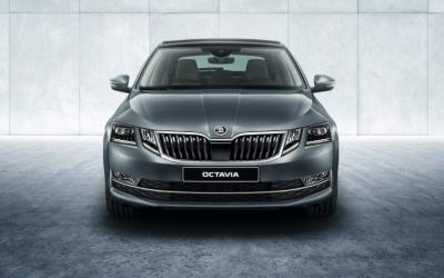 SKODA Octavia вошла в ТОП-5 самых распространенных автомобилей Москвы