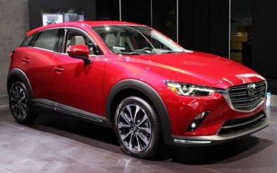 ВЕвропе начались продажи обновлённого кроссовера Mazda CX-32019 модельного года