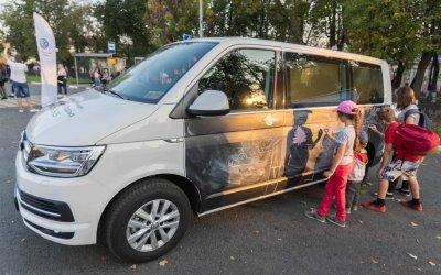 Семейный автомобиль Volkswagen Caravelle для жителей Серпухова