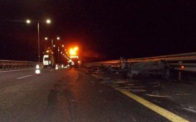Два человека погибли в ночном ДТП под Нижним Новгородом