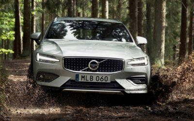 Новый универсал Volvo V60 Cross Country: с 2019 года — в России