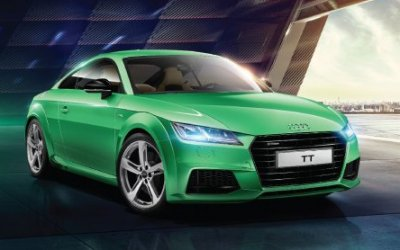 Специальное предложение на Audi A7 Sportback и Audi TT