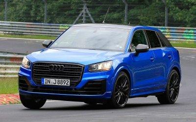 НаПарижском автосалоне состоится знакомство сновым Audi SQ2