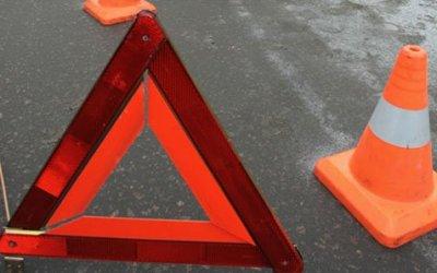 В Якутске столкнулись четыре автомобиля