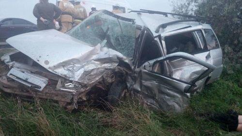 Два водителя погибли в ДТП под Феодосией (1)