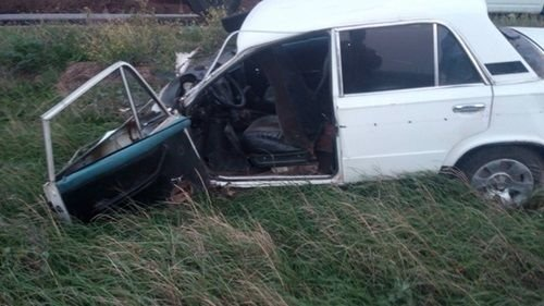 Два водителя погибли в ДТП под Феодосией (2)