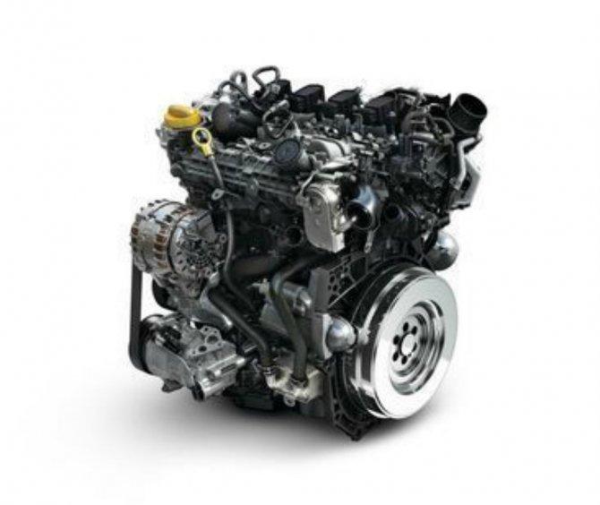 дастер мотор