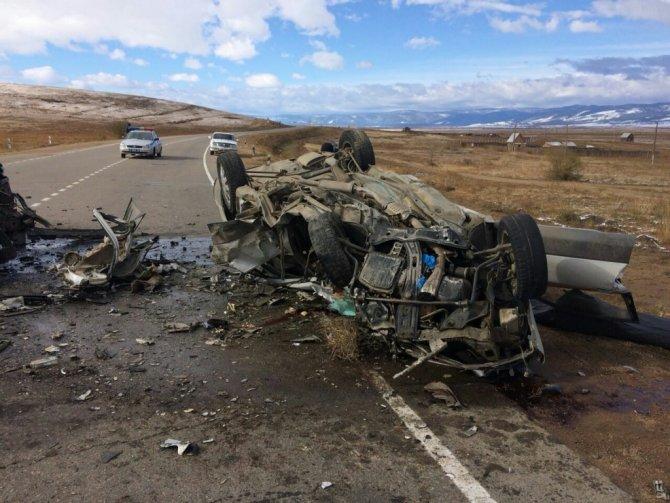 Два человека погибли в ДТП в Бурятии (1)