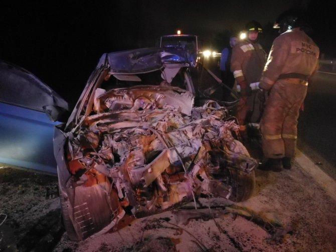 В ДТП на трассе «Сортавала» погиб мужчина