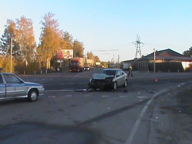 18-летняя девушка пострадала в ДТП в Курске (2)