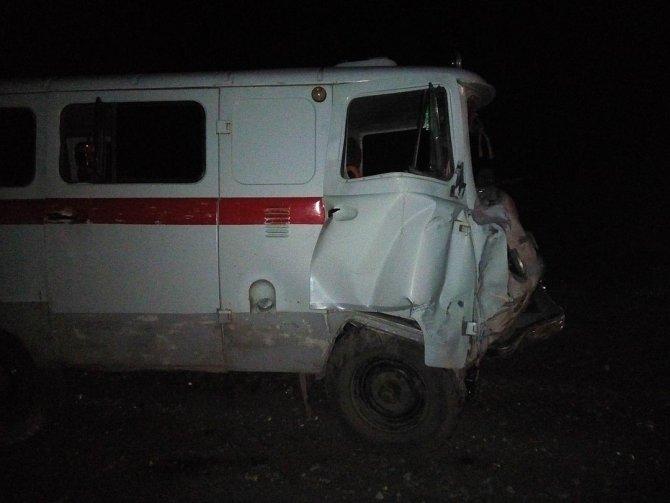 В ДТП в Тамбовской области погиб водитель ВАЗа (3)