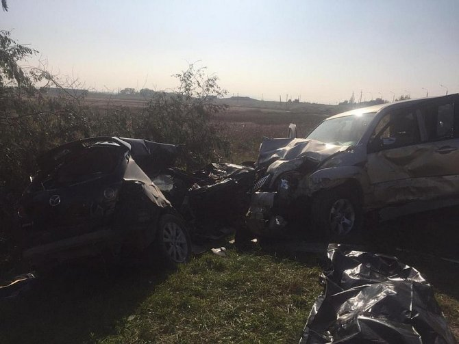 22-летний водитель погиб в ДТП в Краснодарском крае