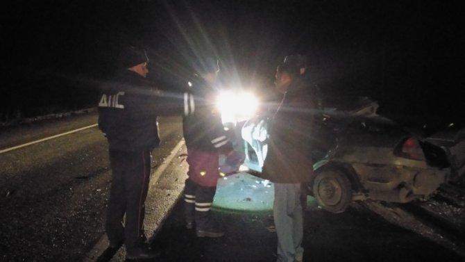 Четыре человека погибли в ДТП под Екатеринбургом (2)