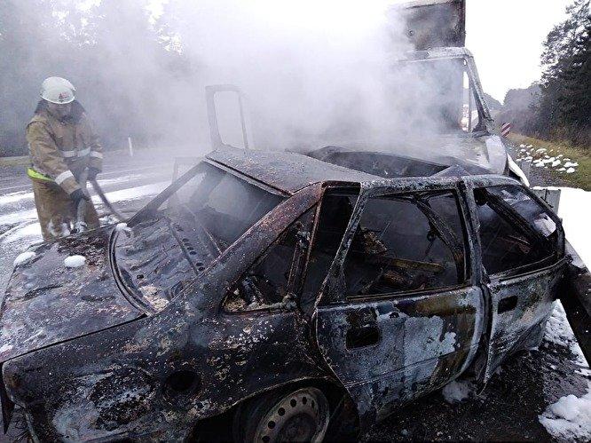 Два человека погибли в ДТП на трассе Москва – Челябинск