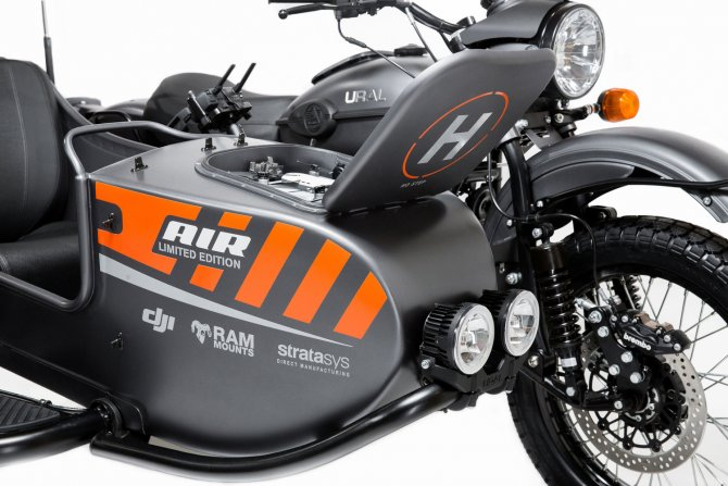 Ural Air Limited Edition 7