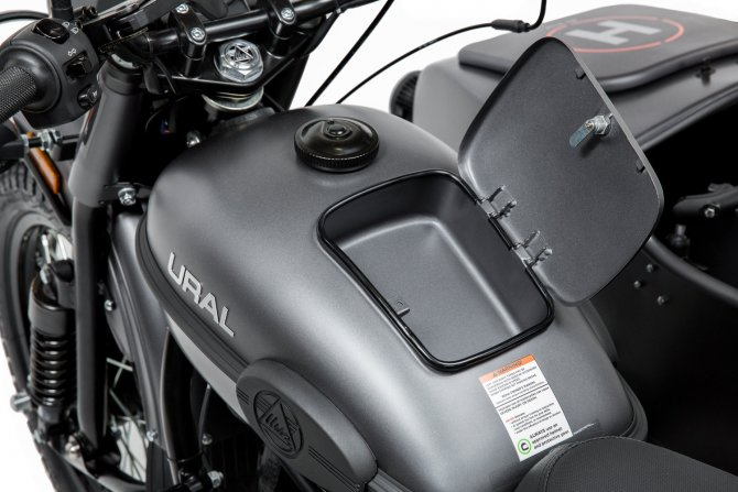 Ural Air Limited Edition 9