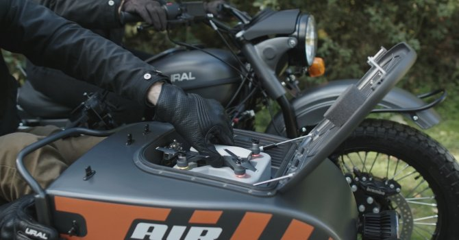 Ural Air Limited Edition 10