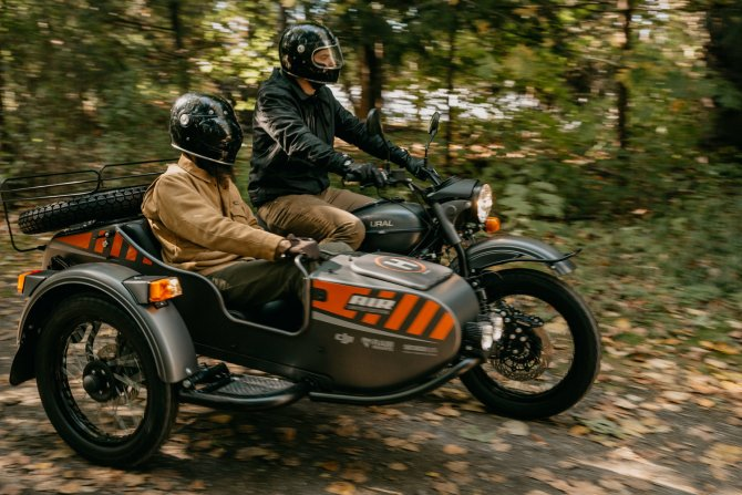 Ural Air Limited Edition 14