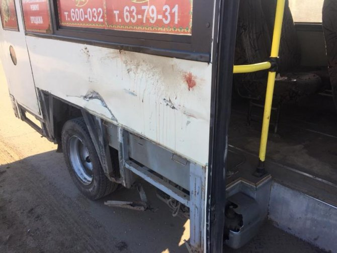 В Бурятии пассажирка автобуса погибла, выпав на дорогу (1)