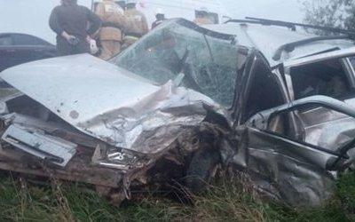 Два водителя погибли в ДТП под Феодосией