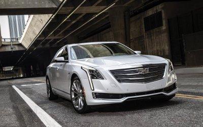 Последние Cadillac CT6 в наличии