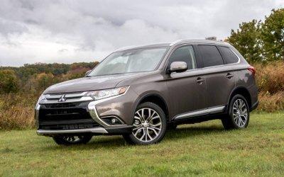 Mitsubishi отзывает почти 145000 проданных вРоссии машин
