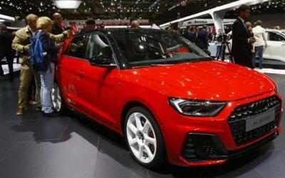 Новый Audi A1— мал, даудал