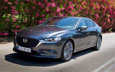 Вноябре вРоссию приедет Mazda 6 стурбомотором